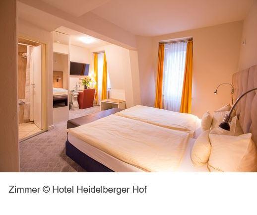Heidelberger Hof Zimmer