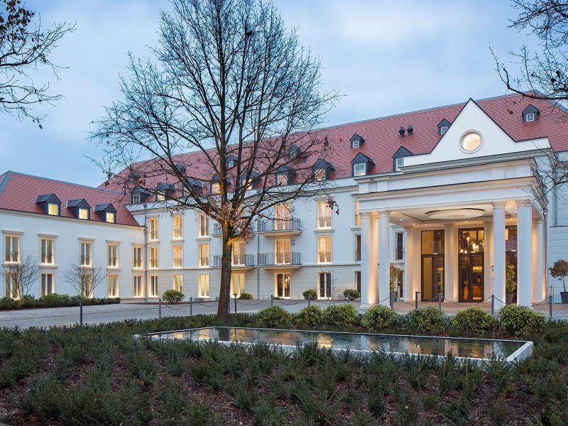 Kempinski Hotel Frankfurt Gravenbruch Aussenansicht