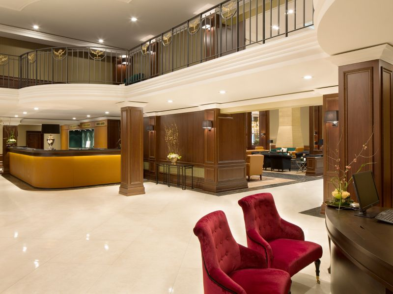 Kempinski Hotel Frankfurt Gravenbruch Lobby