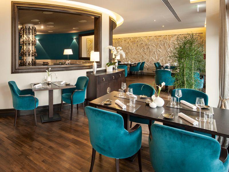 Kempinski Hotel Frankfurt Gravenbruch Restaurant
