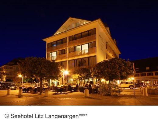Seehotel Litz Langenargen Aussenansicht
