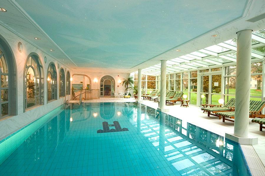 Villa Heine Halberstadt Schwimmbad