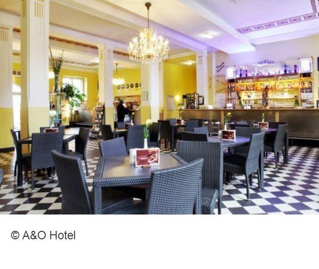 A&O Hotel Hostel Bar