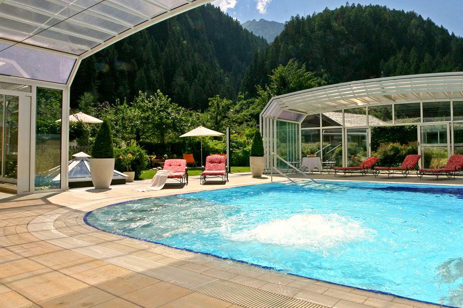 Gutshof Zillertal Mayrhofen Schwimmbad