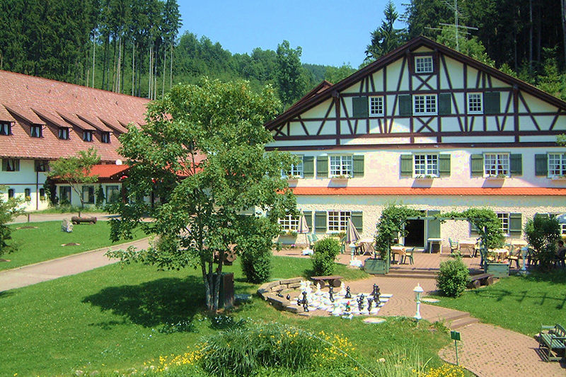 Hotel Hofgut Kürnach Wiggensbach Allgäu