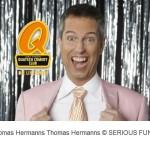 Komiker Thomas Hermanns im Quatsch Comedy Club