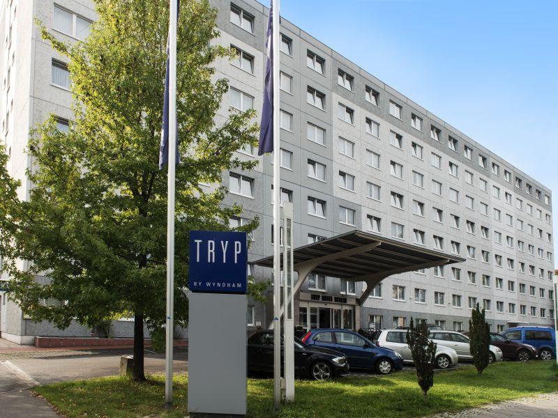 Tryp by Wyndham City East Berlin