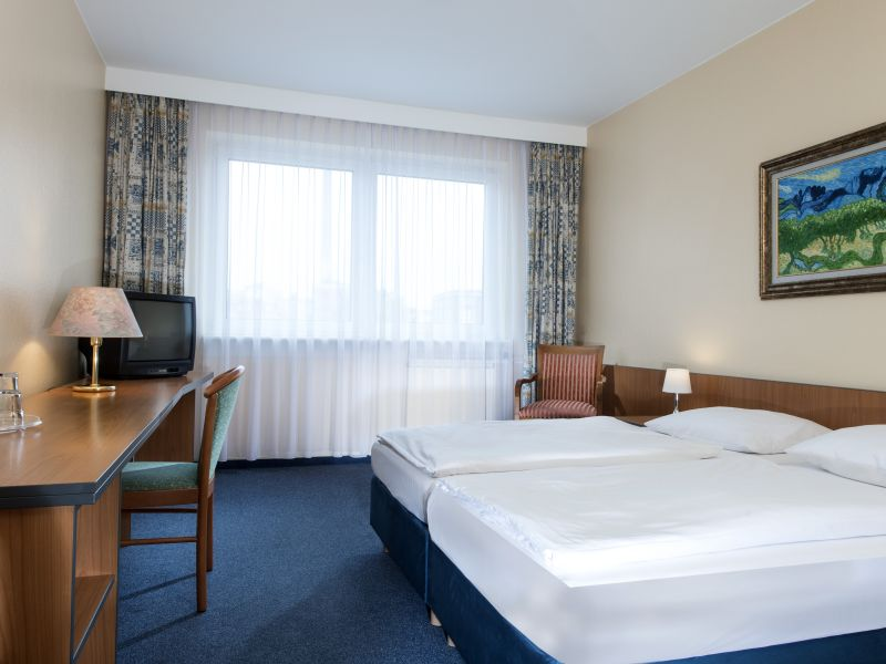 Tryp by Wyndham City East Berlin Doppelzimmer