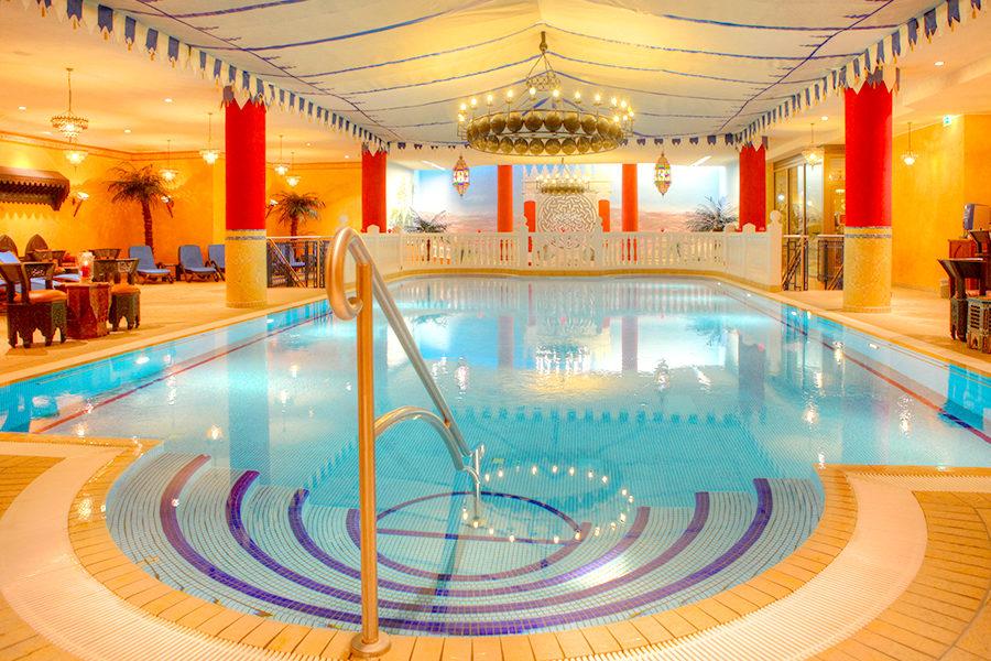 SchwimmbadSeetelhotel Esplanade Usedom
