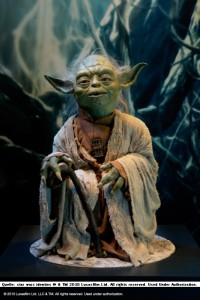 Yoda Figur Star Wars Identities München