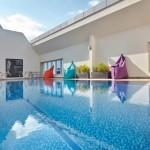 Pool Jannah Burj al Sarab Abu Dhabi