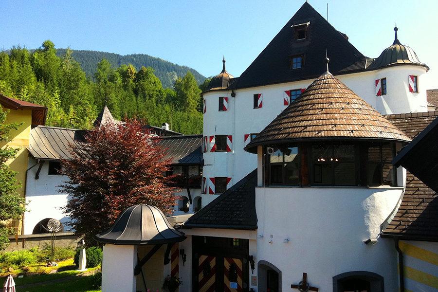 Schlosshotel Rosenegg Fieberbrunn Pillerseetal