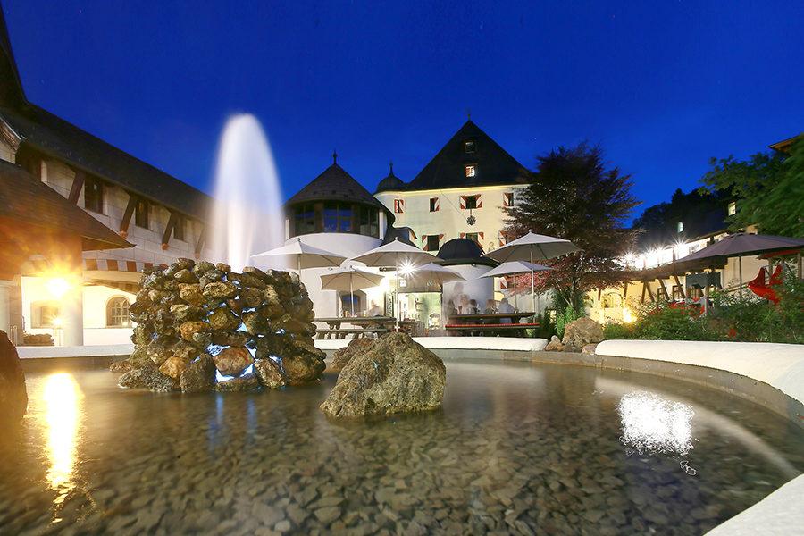 Schlosshotel Rosenegg Aussen