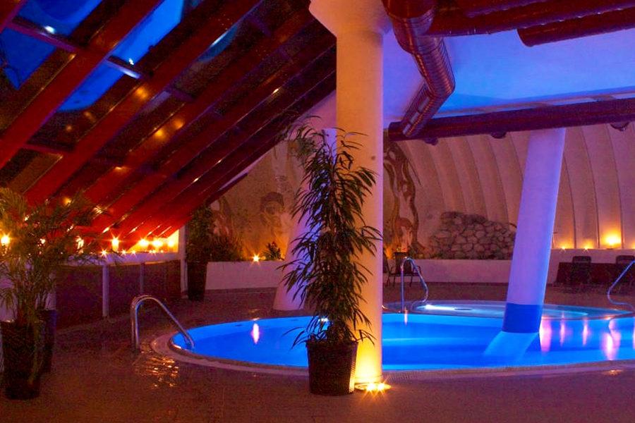 Schlosshotel Rosenegg Wellness