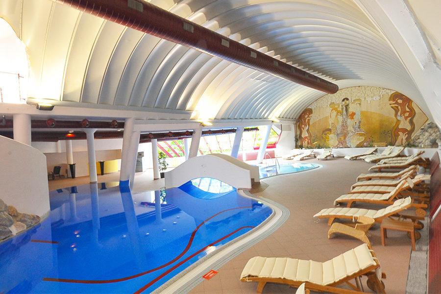 Schlosshotel Rosenegg Schwimmbad