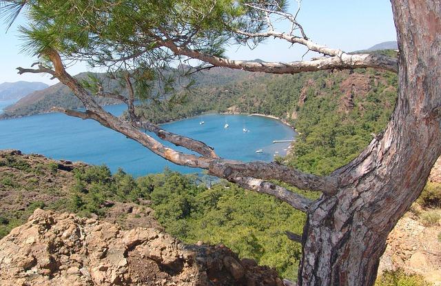 Türkei Urlaub Bucht