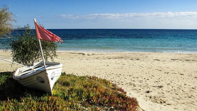Zypern Urlaub Strand