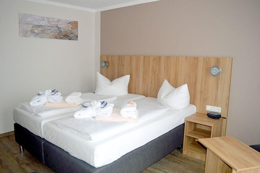 Aqualux Wellnesshotel Benessere Doppelzimmer