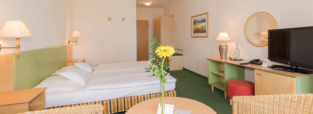Doppelzimmer Hotel Ferienpark Ifa auf Rügen