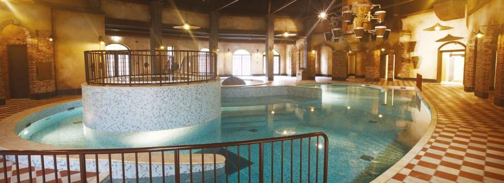 Schwimmbad Freizeitpark Efteling Kaatsheuvel