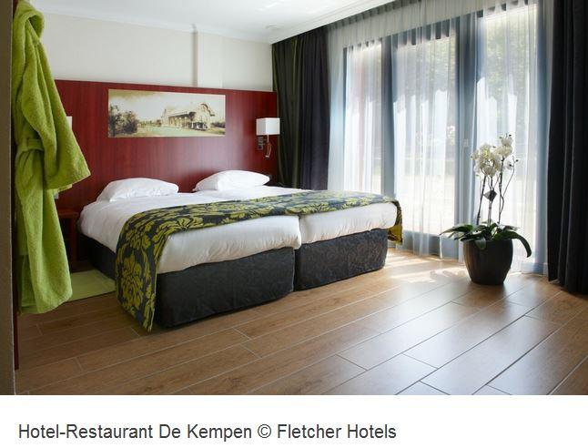 Fletcher Hotel de Kempen