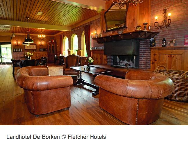 Fletcher Hotel Landhotel de Borken