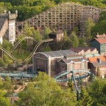 Freizeitpark Efteling Kaatsheuvel von oben