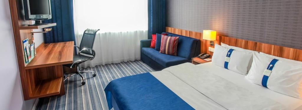 Holiday Inn Express Bremen Zimmer