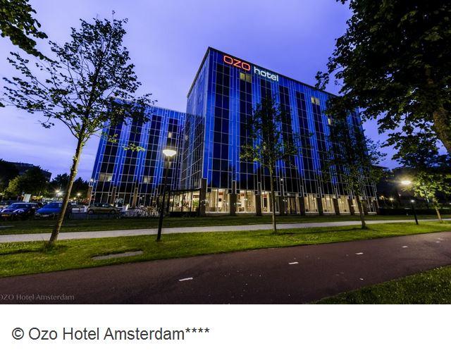 Ozo Hotel Amsterdam Aussenansicht