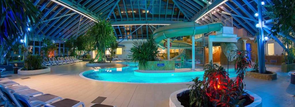 Wellness Urlaub Hotel Ferienpark Ifa auf Rügen