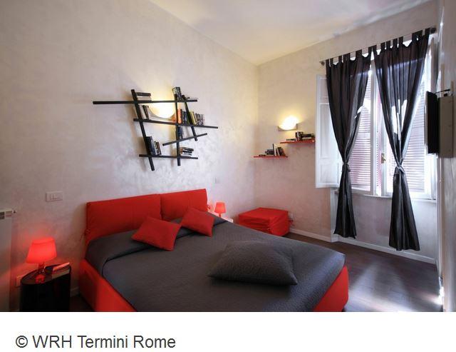 WRH Termini Rom Doppelzimmer
