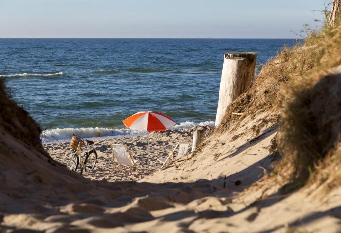 Blue Marine Ostsee Polen Strand