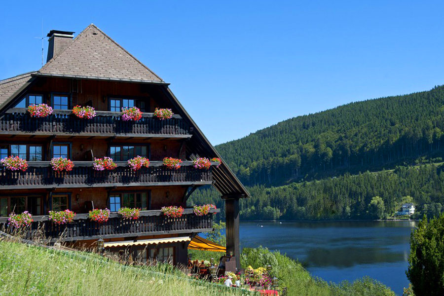 Boutique Hotel Alemannenhof Titisee