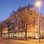 Dorint Hotel Berlin Adlershof Aussenansicht