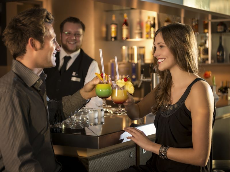 Dorint Hotel Berlin Adlershof Bar