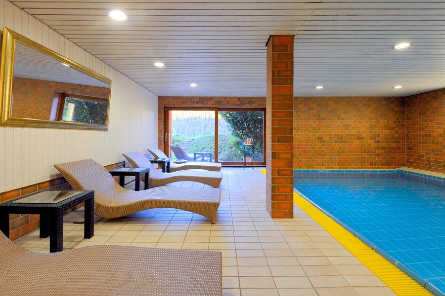 Wellnes und Schwimmbad Boutique Hotel Alemannenhof Titisee