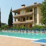 Hotel Gardenia Sirmione Gardasee Pool