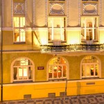 Hotel Theatrino Prag Aussenansicht
