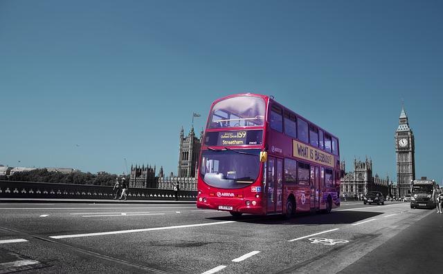 Busreise nach London - Tagesausflug