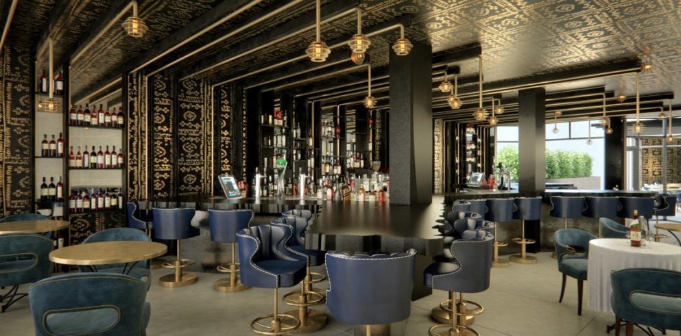 Mercure Raphael Hotel Wien Lounge