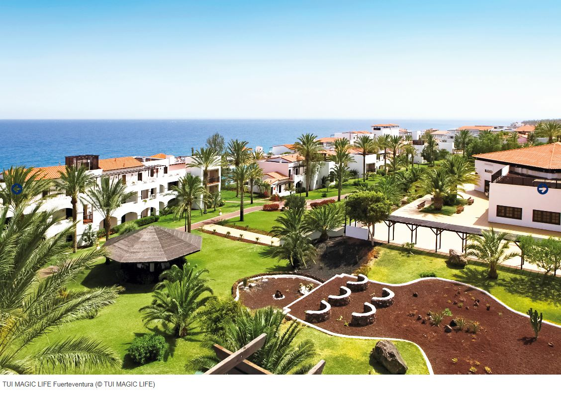 TUI Magic Life Fuerteventura Rabatt Gutschein