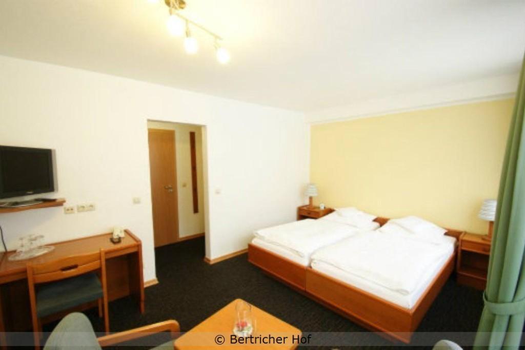 Doppelzimmer Bertricher Hof Vulkaneifel Bad Bertrich
