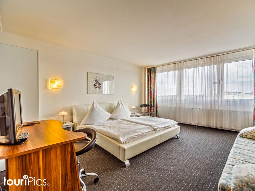 Hotel Berliner Baer Doppelzimmer Berlin