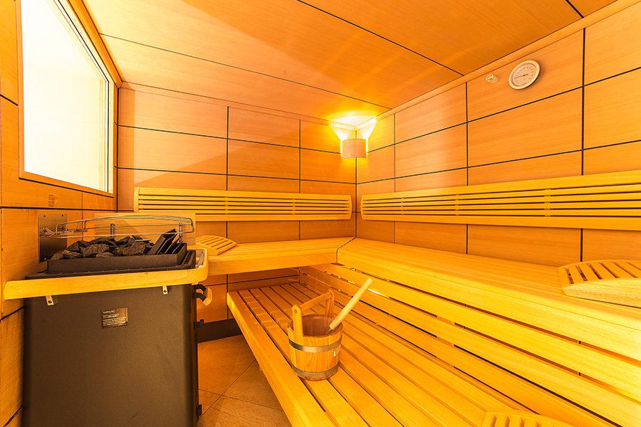 Hotel Blitz Berwang Zugspitz Arena Sauna