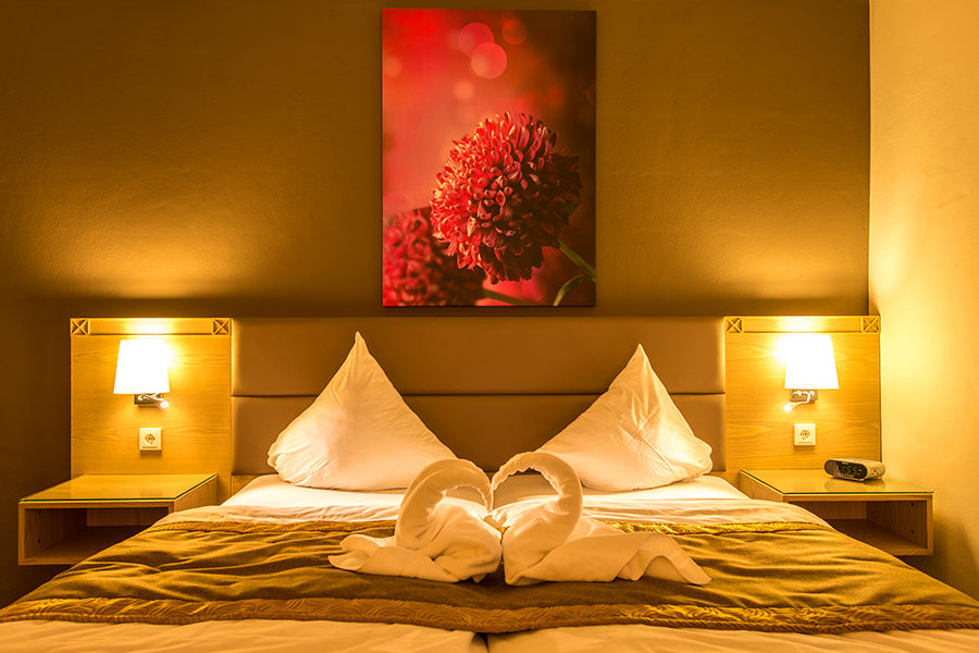 Hotel Blitz Berwang Zugspitz Arena Doppelzimmer
