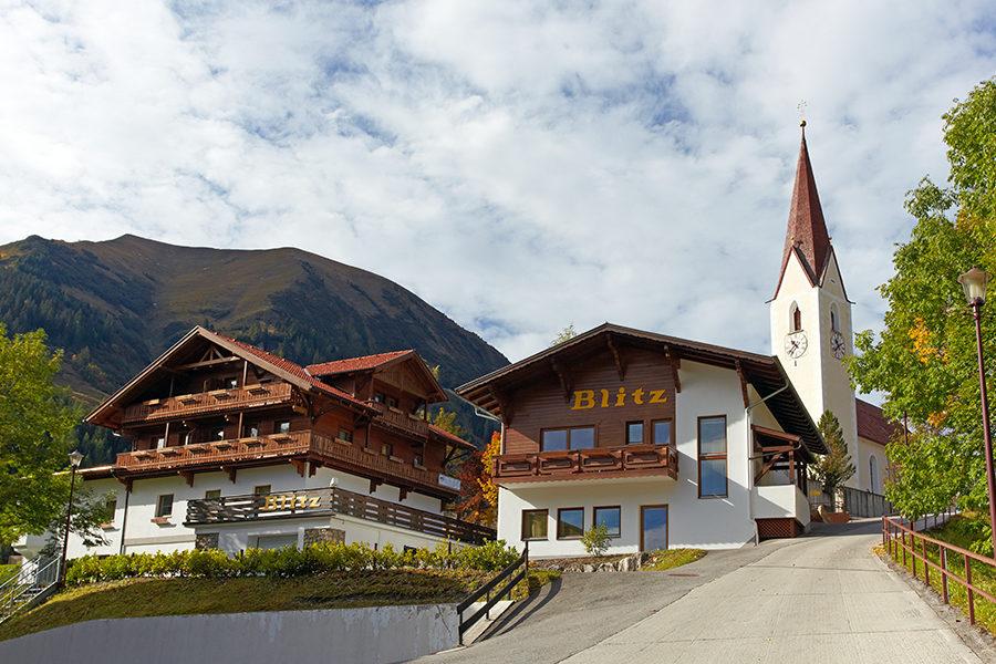 Hotel Blitz Berwang Zugspitz Arena