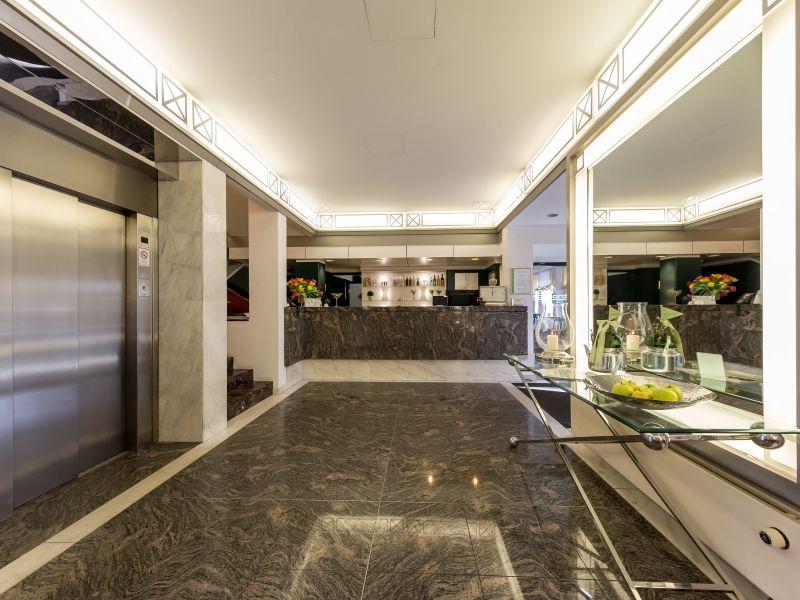 Hotel Concorde Bad Soden Empfang