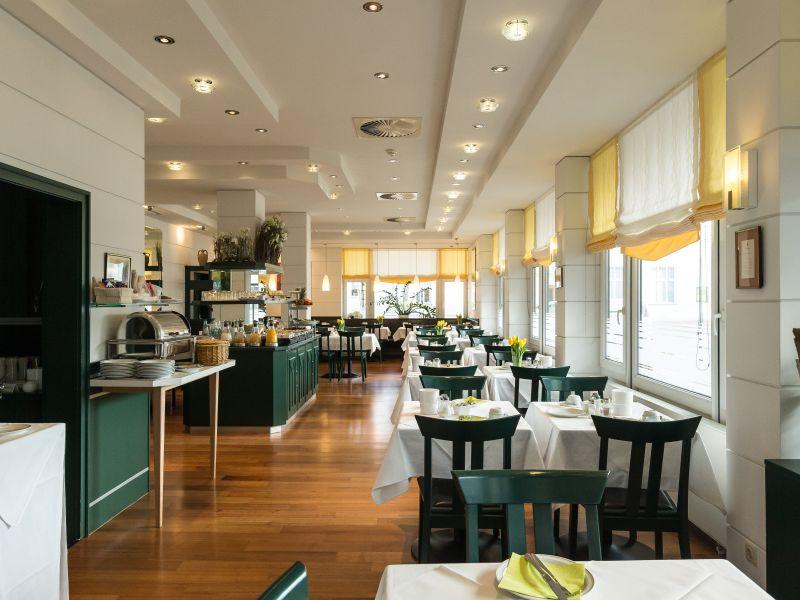 Hotel Concorde Bad Soden Frühstücjsraum