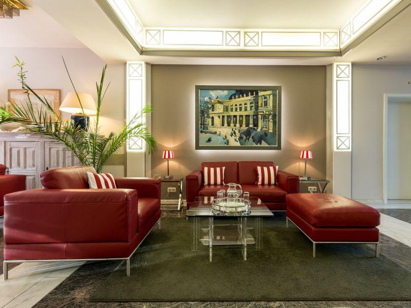 Hotel Concorde Bad Soden Lounge