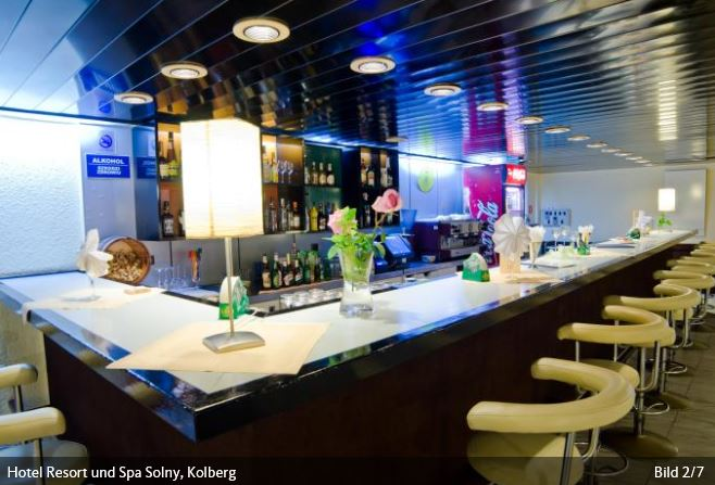Hotel Resort und Spa Solny Bar